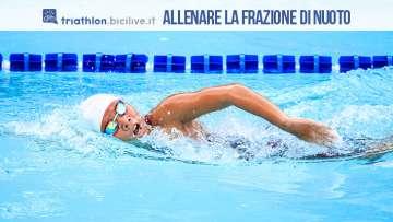 Triathlon per principianti: come allenare la frazione di nuoto