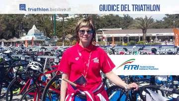 giudice del triathlon 2019