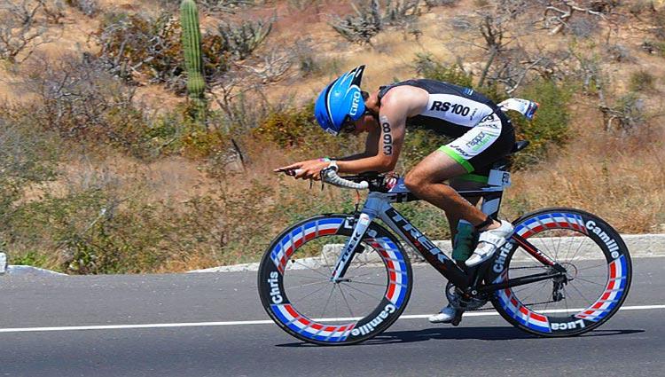 mondo di triathlon