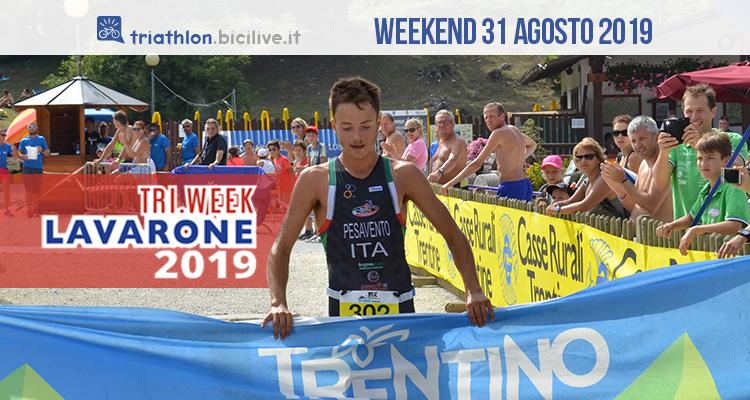 triathlon weekend Lavarone 2019