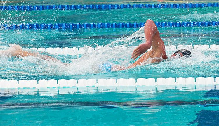 triathlon nuotata a stile libero rotazione spalla nuoto 2019
