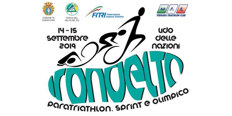 La locandina dell'evento Irondelta 2019