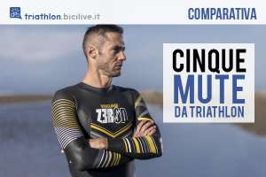 Muta da triathlon, cinque proposte tra costo e qualità