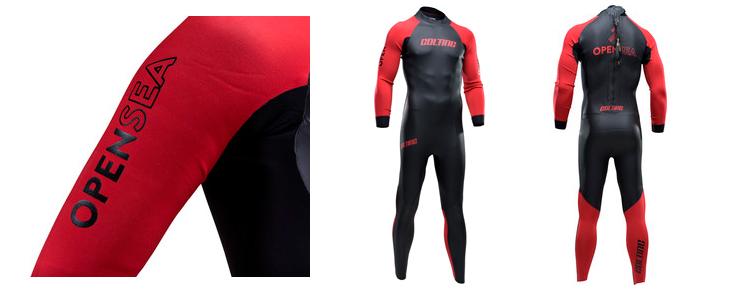 muta Colting Wetsuits Open Sea Wetsuit per uomini 2019