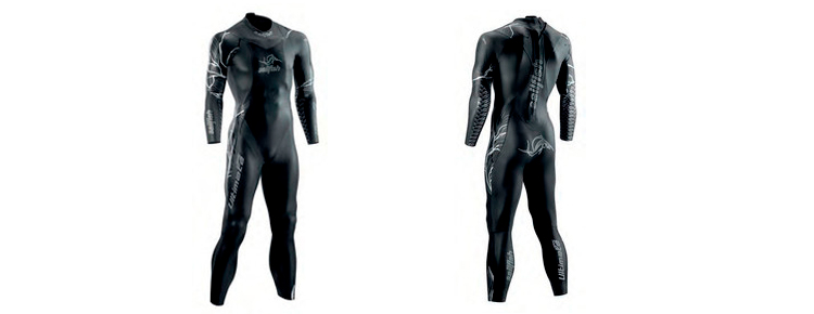 muta nuoto Sailfish Ultimate IPS Wetsuit Men