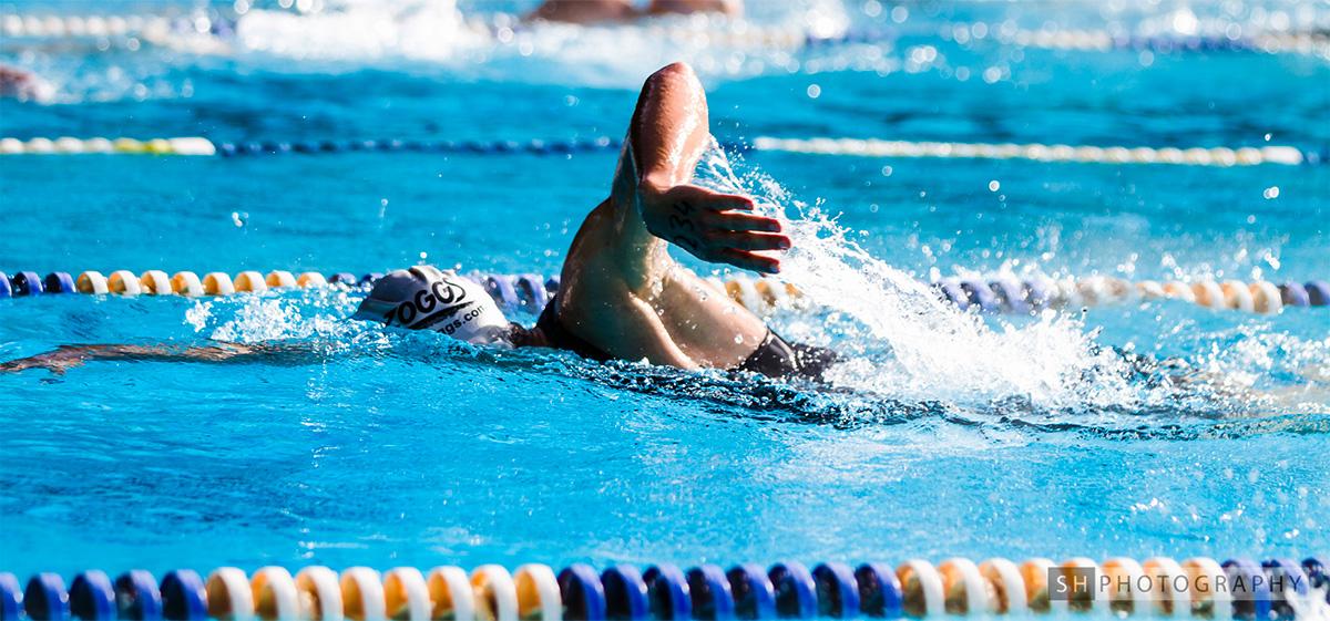 Fase della nuotata a stile libero