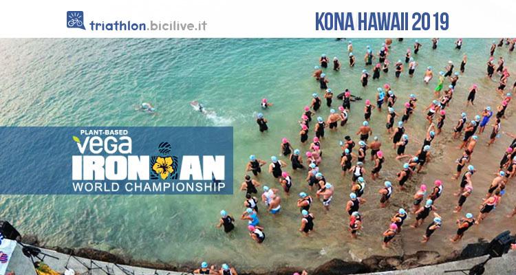 Ironman World Championship 2019 a Kona, Hawaii: grande spettacolo