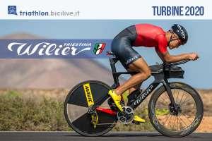 La bici Wilier Turbine potenza e aerodinamica per il triathlon 2020
