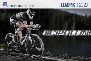 Cipollini NKTT 2020: telaio bici triathlon carbonio freni integrati