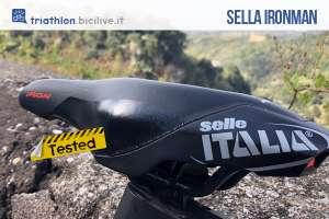 Il test della Selle Italia Iron Evo Kit Carbonio Superflow HD