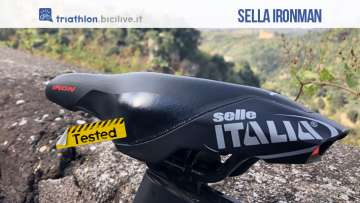 Il test della Selle Italia Iron Evo Kit Carbonio Superflow HD