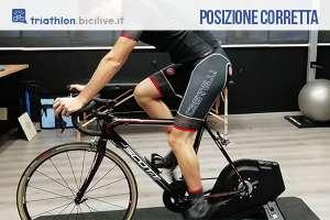 La posizione in bici nel triathlon e quando usare la bici da cronometro