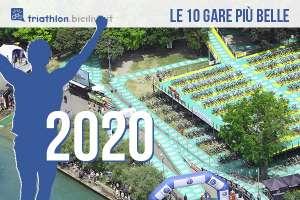 Le 10 gare italiane di triathlon più belle del 2020