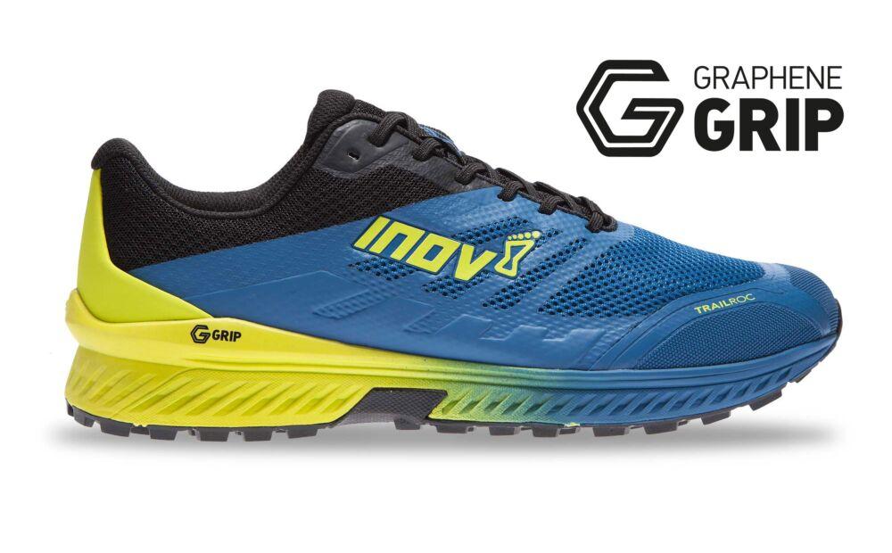La scarpa per allenamento anche su strada: Innov8 TrailRoc 280