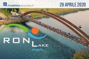 Ironlake Mugello 2020: gara triathlon medio e olimpico 26 aprile
