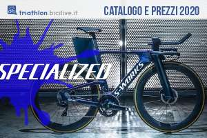 Catalogo e prezzi bici Specialized da triathlon del 2020