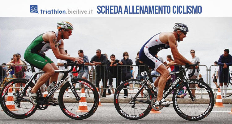 Triathlon per principianti: programma di allenamento ciclismo