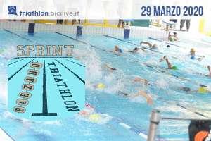 Triathlon Sprint di Barzanò (LC): domenica 29 marzo 2020