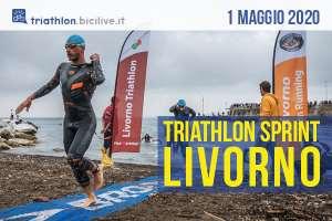 1 maggio 2020, all'Ardenza c'è il Triathlon Sprint Rank Città di Livorno