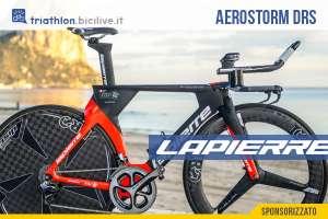 Lapierre Aerostorm DRS FDJ: l'aerodinamica al servizio dei pro