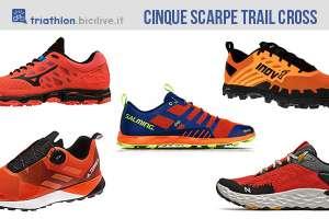 Cinque scarpe da cross triathlon consigliate dai migliori atleti italiani e internazionali