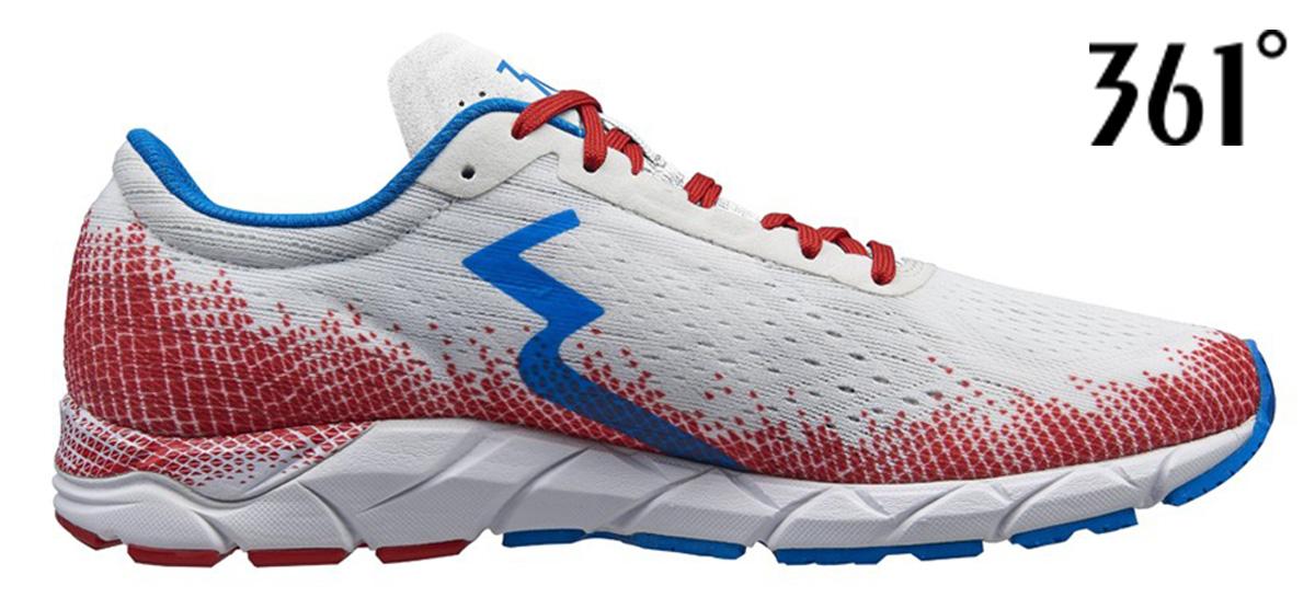 Le scarpe da corsa 361 Feisu 2