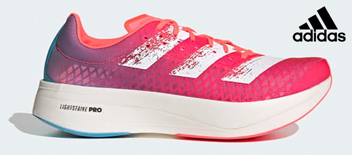 Le scarpe da corsa Adidas Adizero Adios Pro