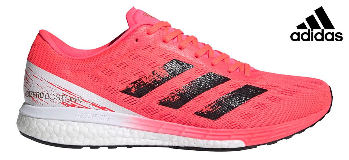 Le scarpe da corsa Adidas Adizero Boston 9