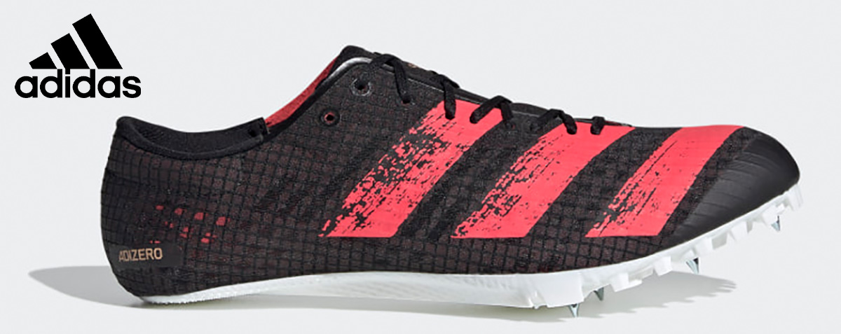 Le scarpe da corsa chiodate Adidas Adizero Finesse