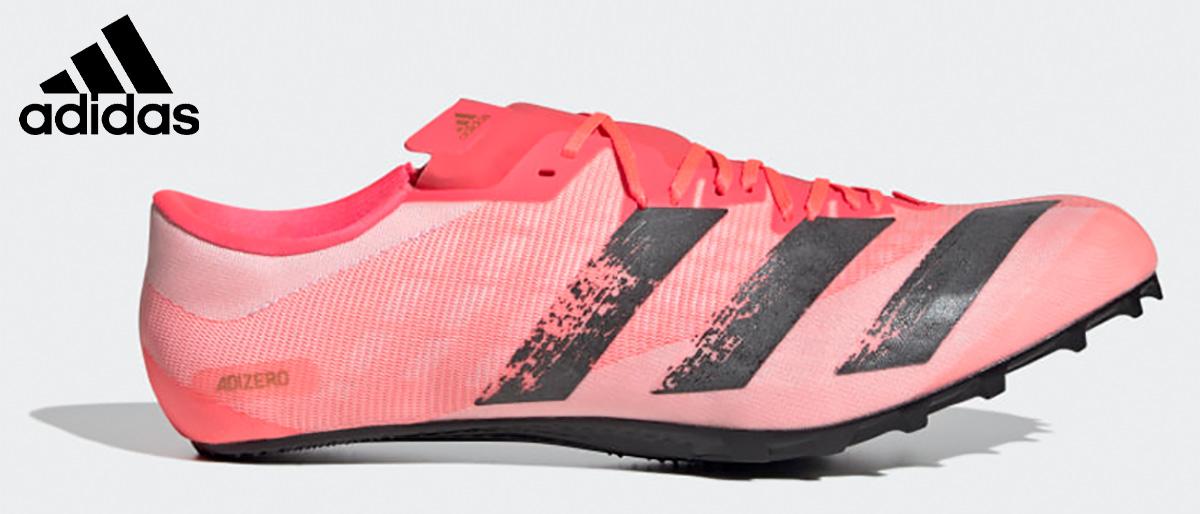 Le scarpe da corsa chiodate Adidas Adizero Prime Sprint