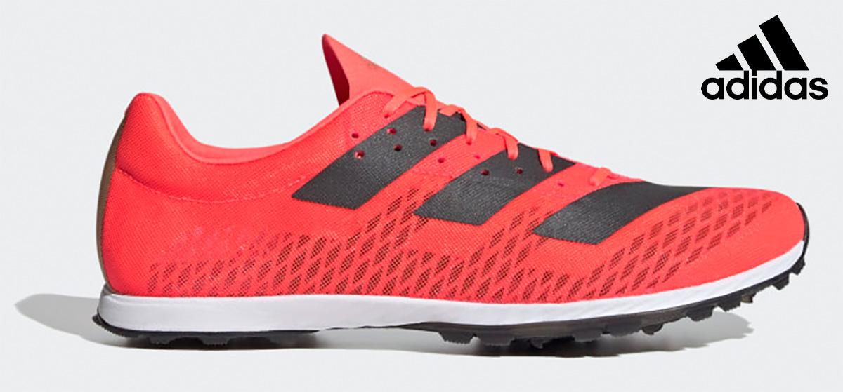 Le scarpe da corsa chiodate Adidas Adizero XC Sprint