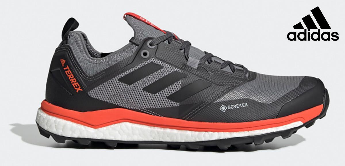 Le scarpe da corsa Adidas Terrex Agravic XT Gore Tex