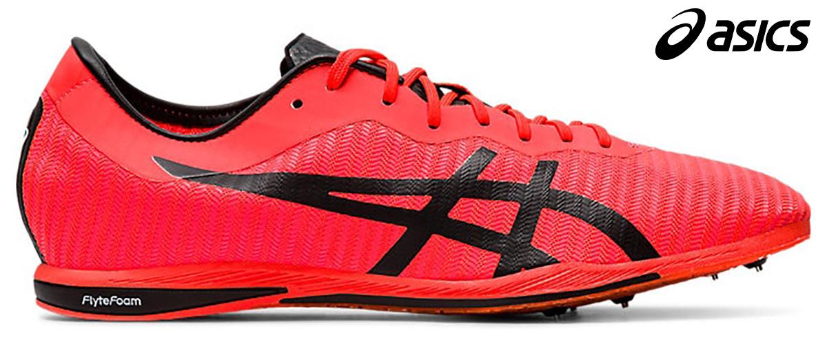 Le scarpe da corsa chiodate Asics Cosmoracer LD2