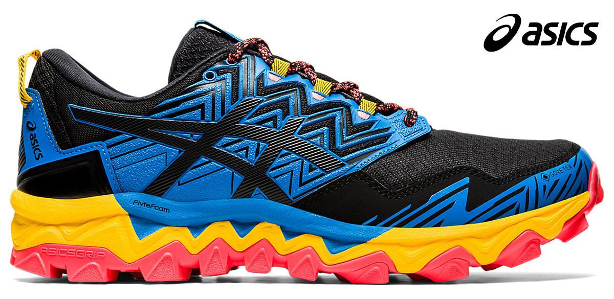 Le scarpe da corsa Asics Gel Fujitrabuco 8