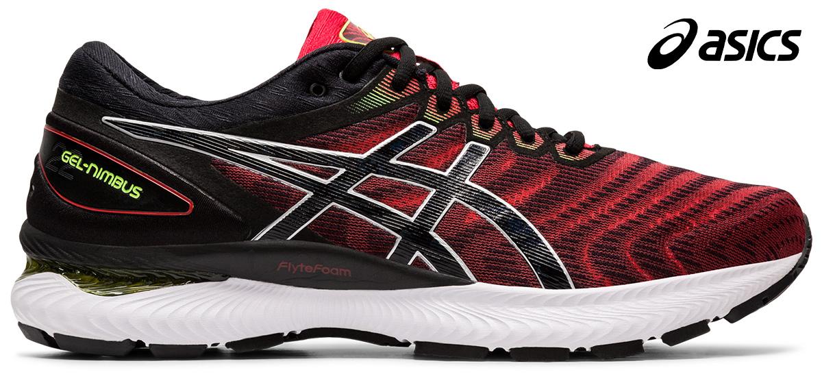 Le scarpe da corsa Asics Gel Nimbus 22