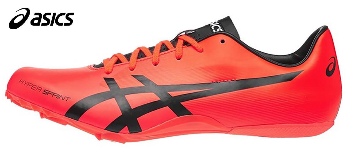 Le scarpe da corsa chiodate Asics Hypersprint 7