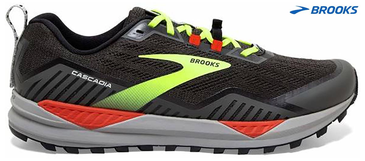 Le scarpe da corsa Brooks Cascadia 15