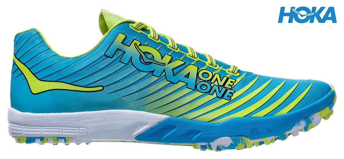 Le scarpe da corsa chiodate Hoxa One One Evo XC Spike