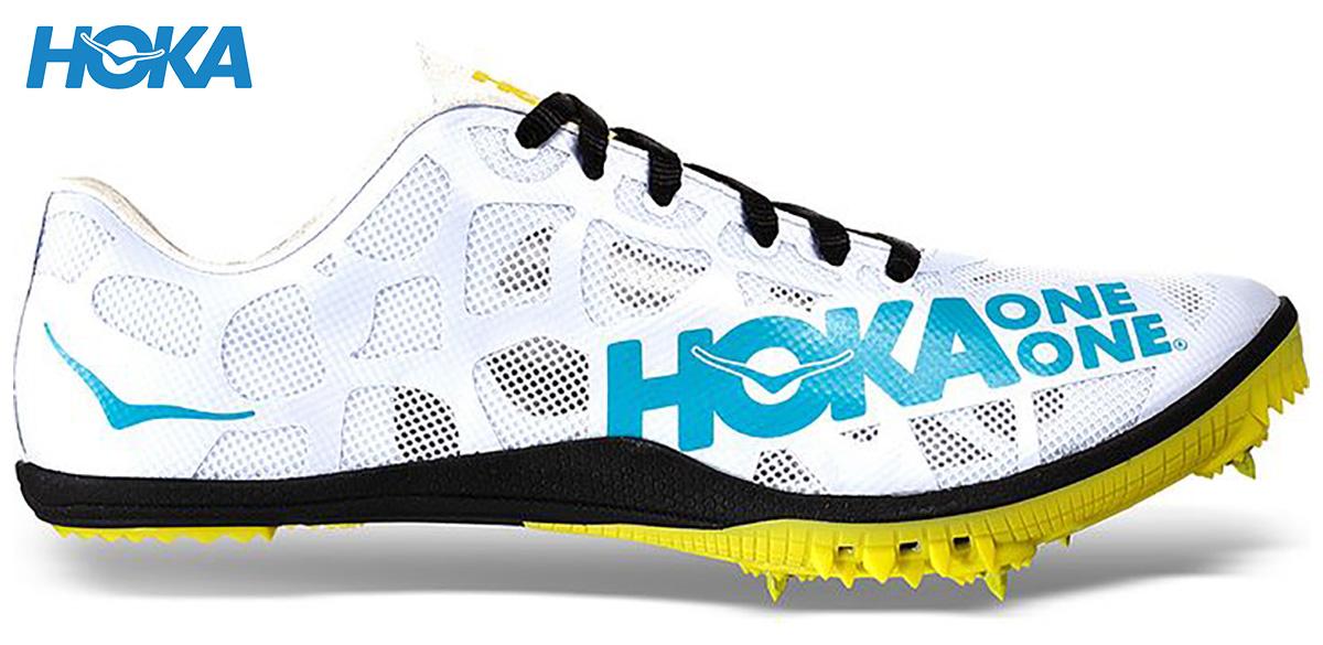 Le scarpe da corsa chiodate Hoxa One One Rocket MD