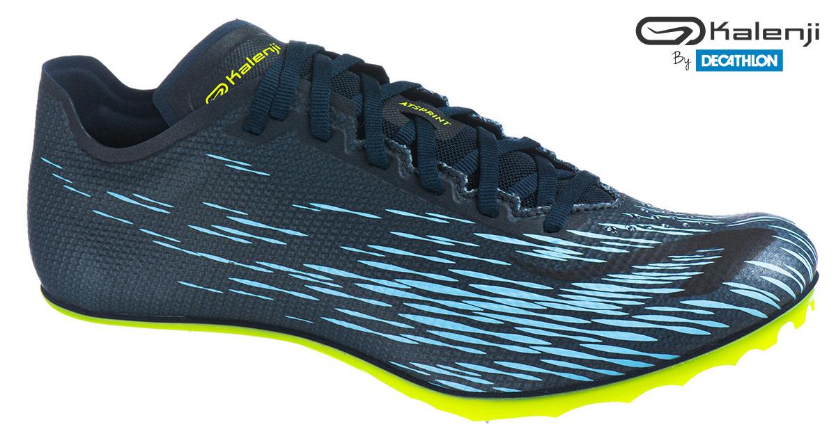 Le scarpe da corsa chiodate Kalenji AT Sprint