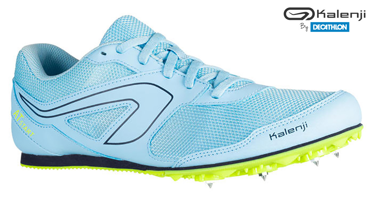 Le scarpe da corsa chiodate Kalenji AT Start