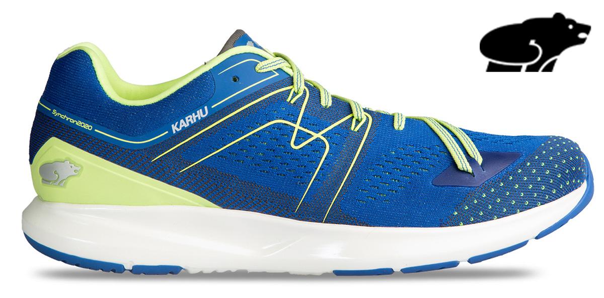 Le scarpe da corsa Karhu Synchron