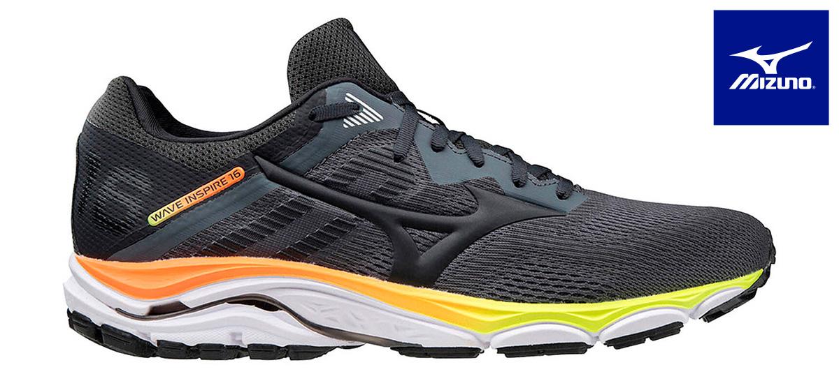 Le scarpe da corsa Mizuno Wave Inspire 16