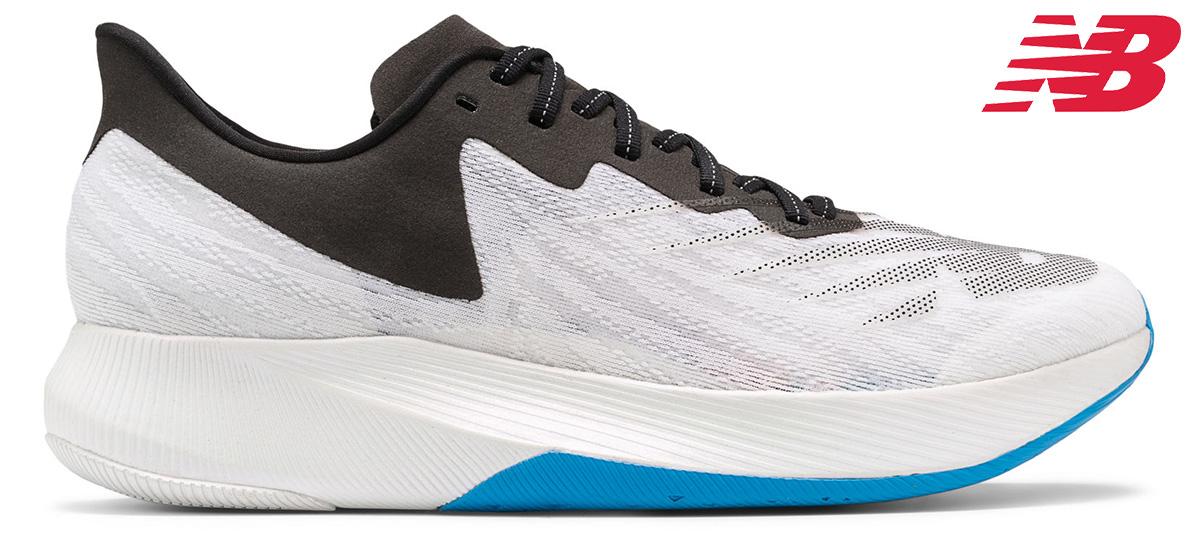 Le scarpe da corsa New Balance Fuelcell TC