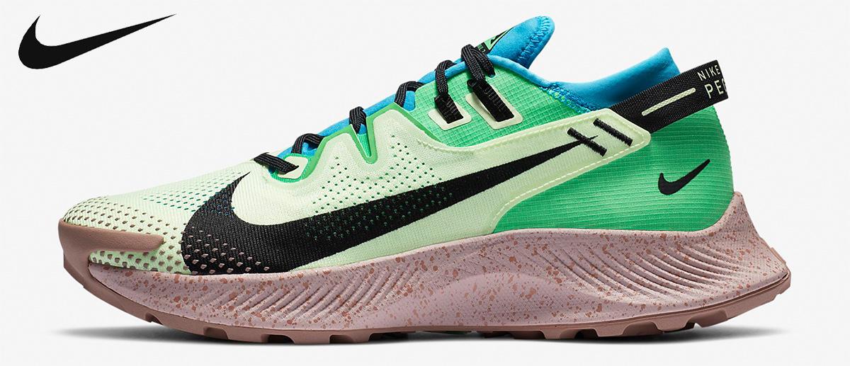 Le scarpe da corsa Nike Pegasus Trail 2