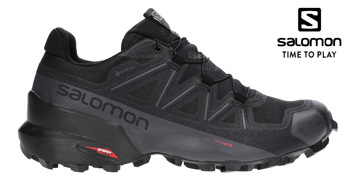 Le scarpe da corsa Salomon Speedcross 5