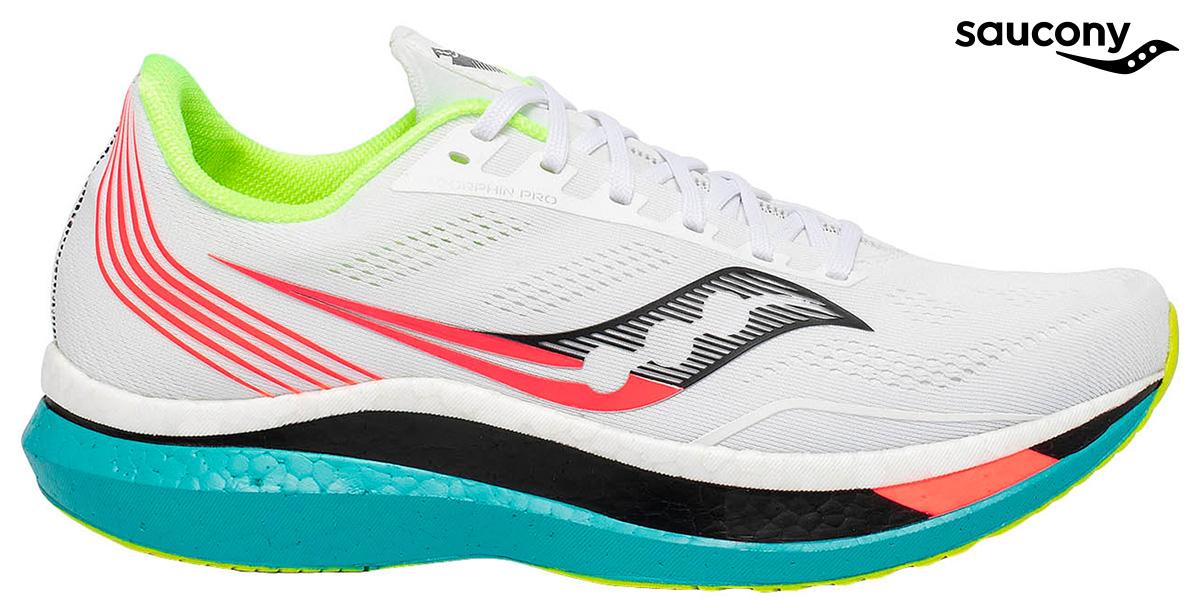 Le scarpe da corsa Saucony Endorphin Pro