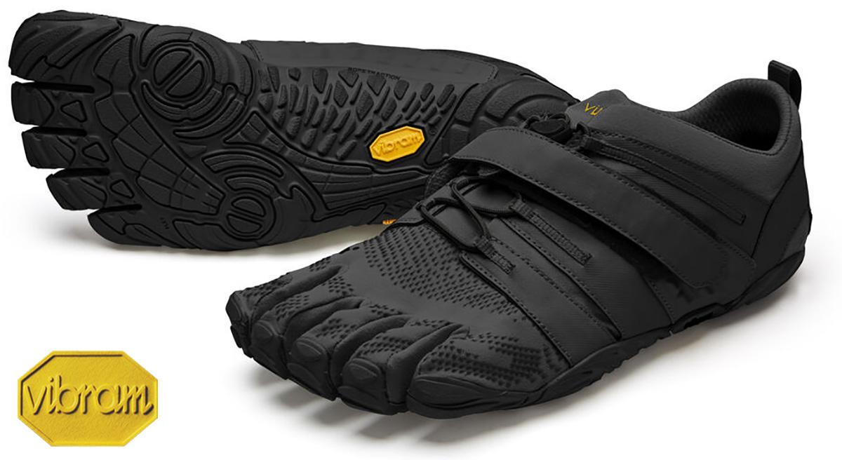 Le scarpe da corsa Vibram Five Finger V-train 2.0