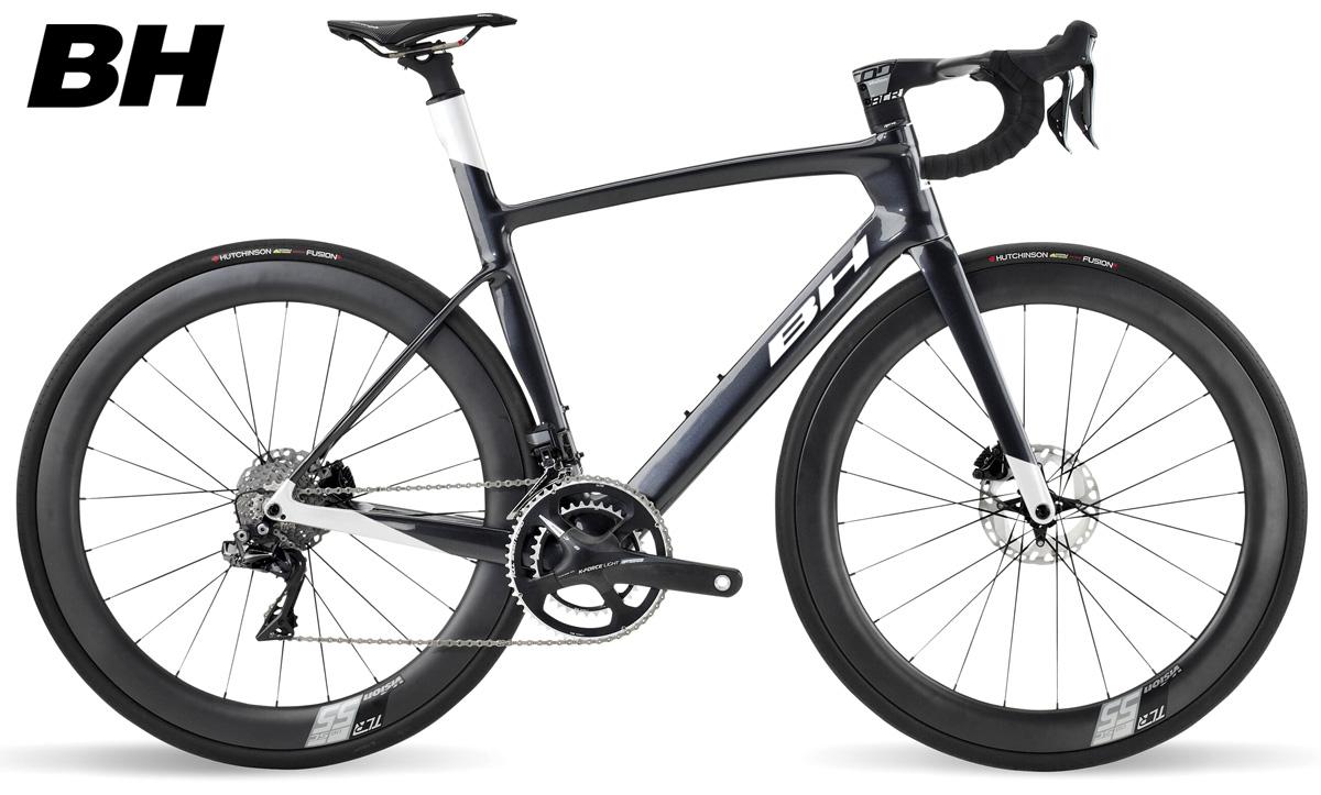 Una bicicletta aero BH G8 Disc 7.0 gamma 2021