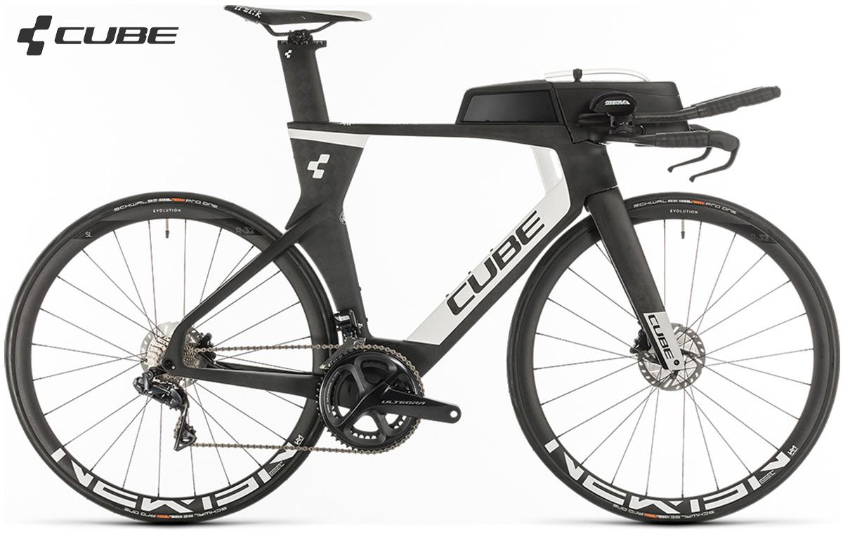 La nuova bici da triathlon Cube Aerium C68 TT 2021